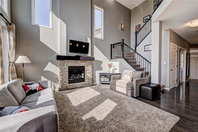 151 Sage Valley Green NW, Calgary, AB T3R 0H8 (#C4190352) :: The Cliff Stevenson Group