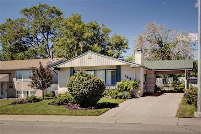 9811 2 Street SE, Calgary, AB T2J 0W3 (#C4190364) :: Your Calgary Real Estate