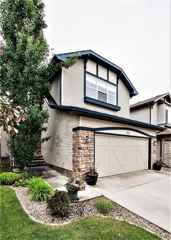 72 Brightonstone Gardens SE, Calgary, AB T2Z 0C6 (#C4190392) :: Your Calgary Real Estate