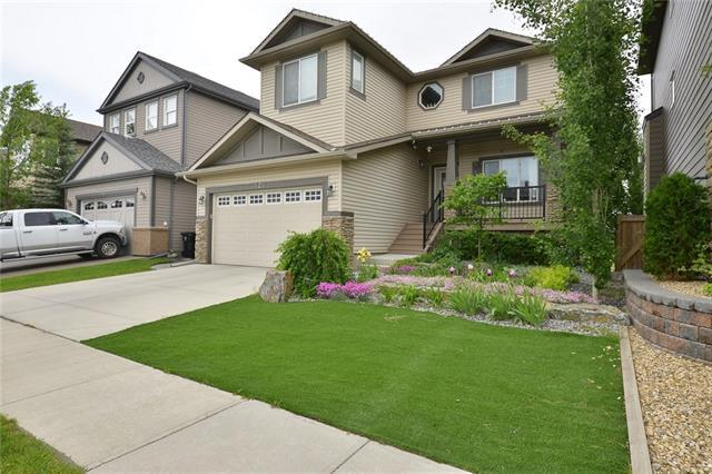 120 Chaparral Valley Drive SE, Calgary, AB T2X 0M4 (#C4190447) :: The Cliff Stevenson Group