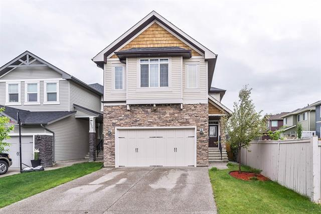 3460 Hillcrest Rise SW, Airdrie, AB T4B 3W2 (#C4190546) :: The Cliff Stevenson Group