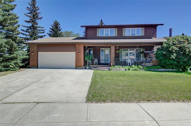 51 Parkwood Crescent, Strathmore, AB T1P 1H5 (#C4190596) :: Tonkinson Real Estate Team