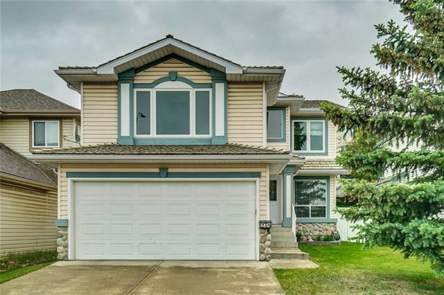 274 Harvest Hills Drive NE, Calgary, AB T3K 4H7 (#C4190632) :: Your Calgary Real Estate