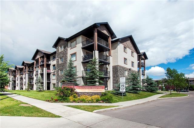 8 Bridlecrest Drive SW #1322, Calgary, AB T2Y 0H6 (#C4190634) :: Tonkinson Real Estate Team