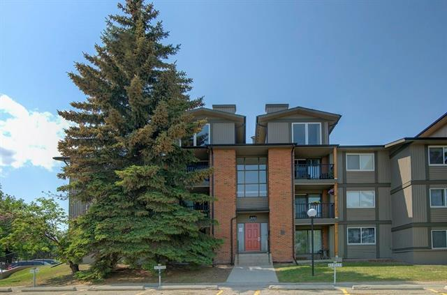 6400 Coach Hill Road SW #331, Calgary, AB T3H 1B8 (#C4190638) :: The Cliff Stevenson Group