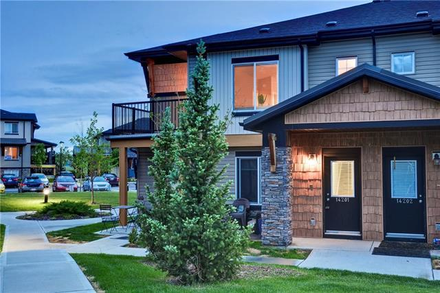 2781 Chinook Winds Drive SW #14201, Airdrie, AB T4B 3S5 (#C4190651) :: The Cliff Stevenson Group