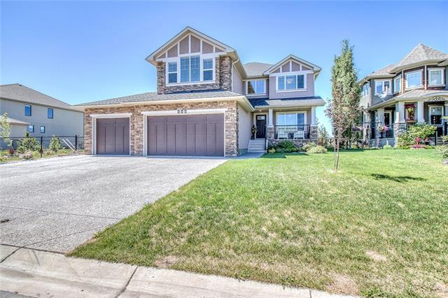 116 Ranch Road, Okotoks, AB T1S 0L2 (#C4190652) :: The Cliff Stevenson Group