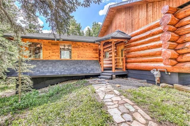 112 Aspen Creek Drive, Rural Foothills M.D., AB T0L 0K0 (#C4190700) :: The Cliff Stevenson Group