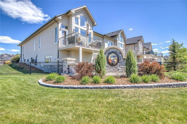10 Cimarron Estates Green, Okotoks, AB T1S 0A4 (#C4190704) :: Redline Real Estate Group Inc
