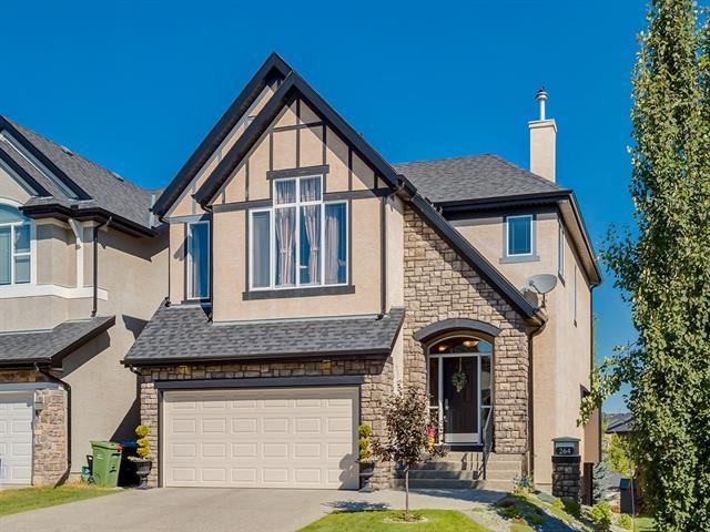 264 Valley Crest Rise NW, Calgary, AB T3B 5Y3 (#C4190710) :: The Cliff Stevenson Group