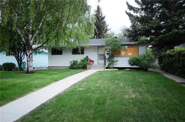 447 Aberdeen Road SE, Calgary, AB T2H 1T2 (#C4190718) :: Your Calgary Real Estate
