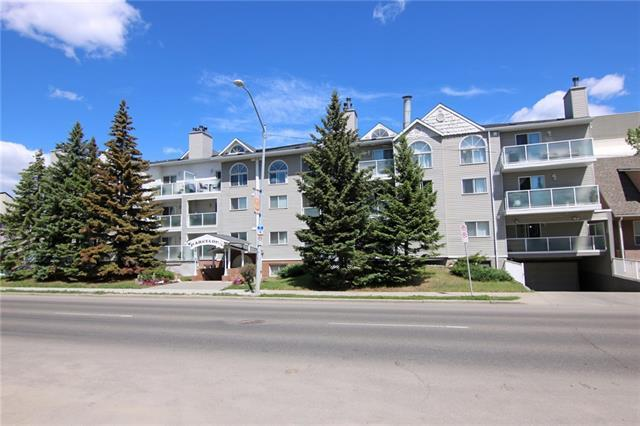 1528 11 Avenue SW #302, Calgary, AB T3C 0M9 (#C4190779) :: Redline Real Estate Group Inc