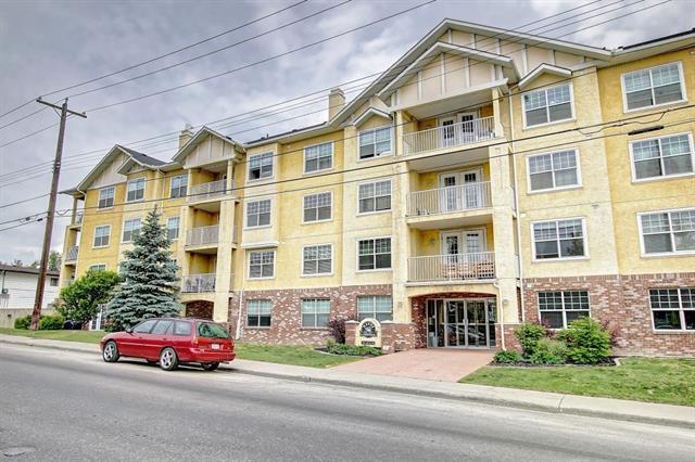 2212 34 Avenue SW #309, Calgary, AB T2T 2C6 (#C4190796) :: Redline Real Estate Group Inc