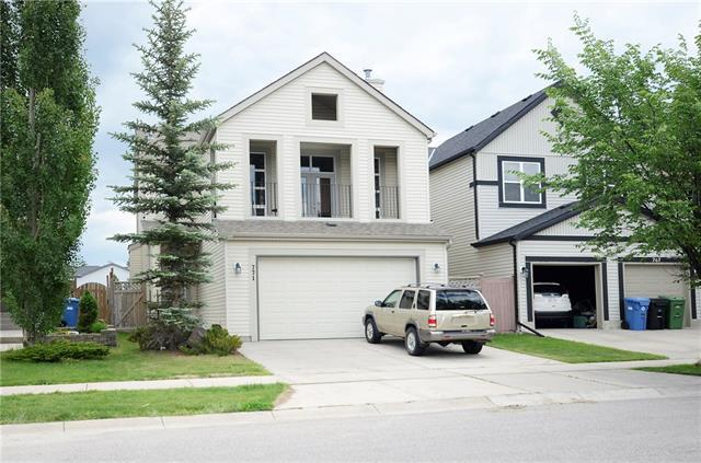 771 Copperfield Boulevard SE, Calgary, AB T2Z 4L7 (#C4190805) :: The Cliff Stevenson Group