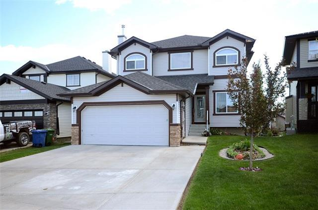 24 Canoe Cove SW, Airdrie, AB T4B 2Z5 (#C4190887) :: The Cliff Stevenson Group