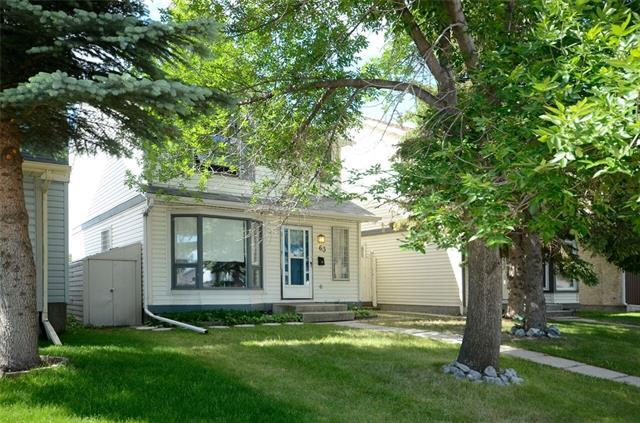 63 Castlegrove Road NE, Calgary, AB T3J 1W1 (#C4190891) :: Carolina Paredes - RealHomesCalgary.com