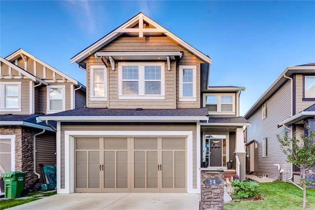 14 Reunion Green NW, Airdrie, AB T4B 3P8 (#C4190900) :: Calgary Homefinders