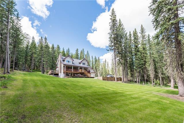 10 Lower Ridgeland Estates, Rural Mountain View County, AB T0M 2E0 (#C4190910) :: Your Calgary Real Estate
