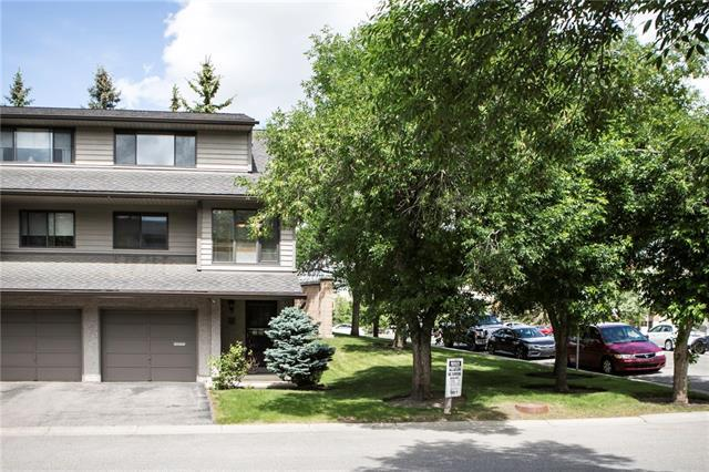 10 Point Drive NW #1, Calgary, AB T3B 4W2 (#C4190913) :: Tonkinson Real Estate Team