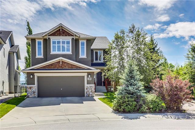 133 Springborough Green SW, Calgary, AB T3H 5M4 (#C4190916) :: Your Calgary Real Estate