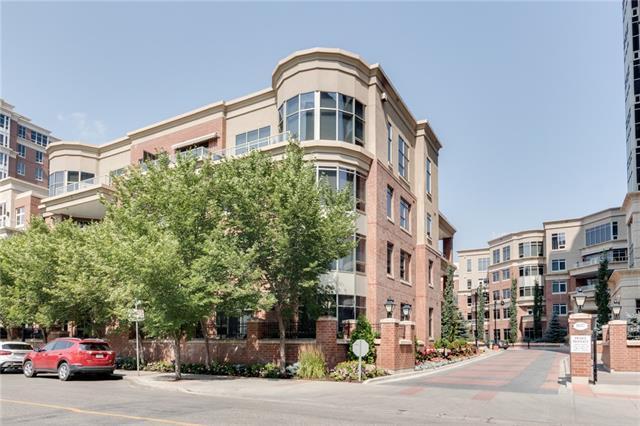 650 Eau Claire Avenue SW #203, Calgary, AB T2P 0L2 (#C4190949) :: The Cliff Stevenson Group