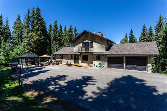 70004 Jamieson Road, Rural Bighorn M.D., AB T4C 1B5 (#C4190971) :: Canmore & Banff