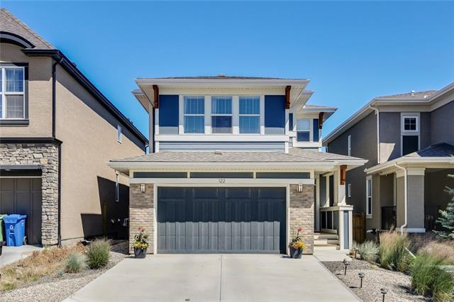 122 Masters Point(E) SE, Calgary, AB T3M 2B5 (#C4190984) :: Tonkinson Real Estate Team