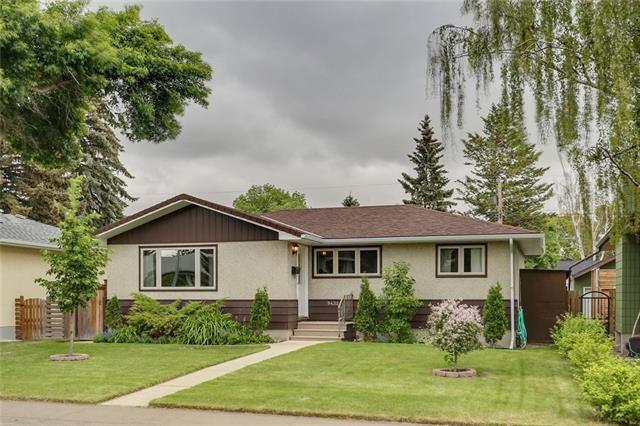 9432 Allison Drive SE, Calgary, AB T2J 1B5 (#C4191044) :: Your Calgary Real Estate