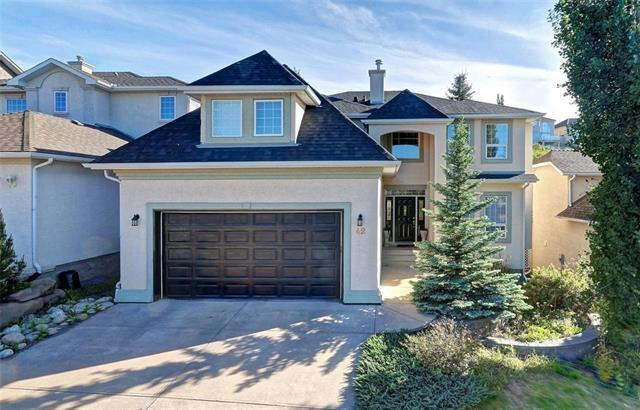 42 Patrick View SW, Calgary, AB T3H 3B3 (#C4191050) :: The Cliff Stevenson Group