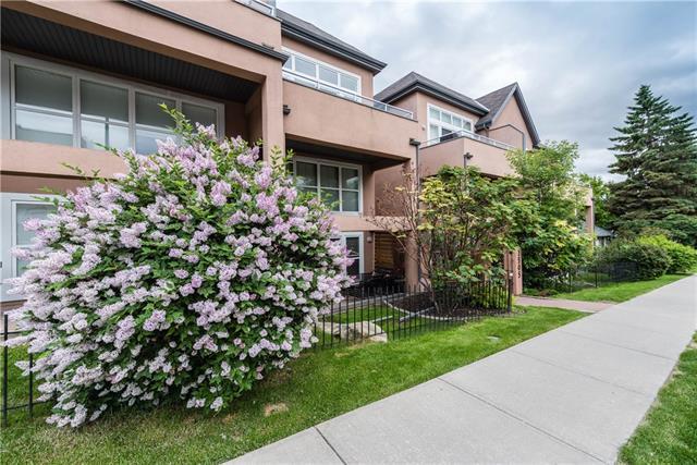 1505 27 Avenue SW #202, Calgary, AB T2T 1G5 (#C4191057) :: Redline Real Estate Group Inc