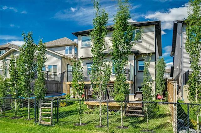 170 Prairie Springs Crescent SW, Airdrie, AB T4B 0G1 (#C4191084) :: The Cliff Stevenson Group