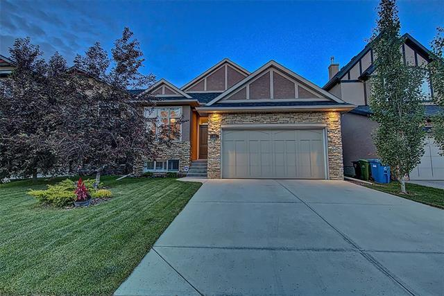 54 Aspen Stone Manor SW, Calgary, AB T3H 0H5 (#C4191095) :: The Cliff Stevenson Group