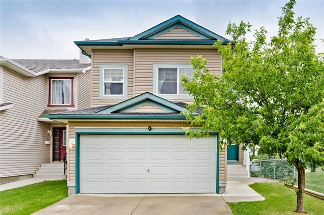 126 Covewood Circle NE, Calgary, AB T3K 5P8 (#C4191136) :: The Cliff Stevenson Group