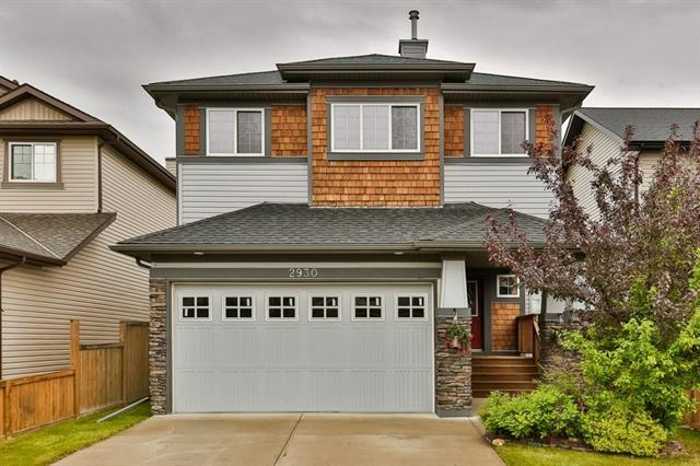 2930 Prairie Springs Grove SW, Airdrie, AB T4B 0E7 (#C4191156) :: The Cliff Stevenson Group