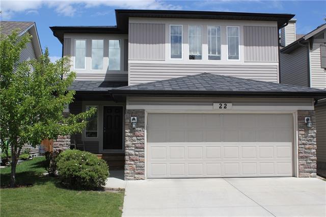 22 Chapalina Terrace SE, Calgary, AB T2X 3X1 (#C4191163) :: The Cliff Stevenson Group