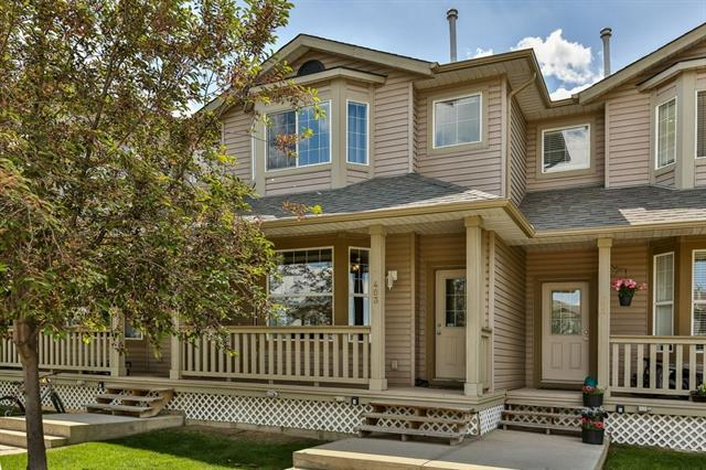 2006 Luxstone Boulevard SW #403, Airdrie, AB T4B 3C4 (#C4191175) :: Calgary Homefinders