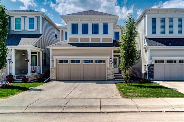 14 Cityscape Heath NE, Calgary, AB T3N 0P1 (#C4191176) :: Your Calgary Real Estate