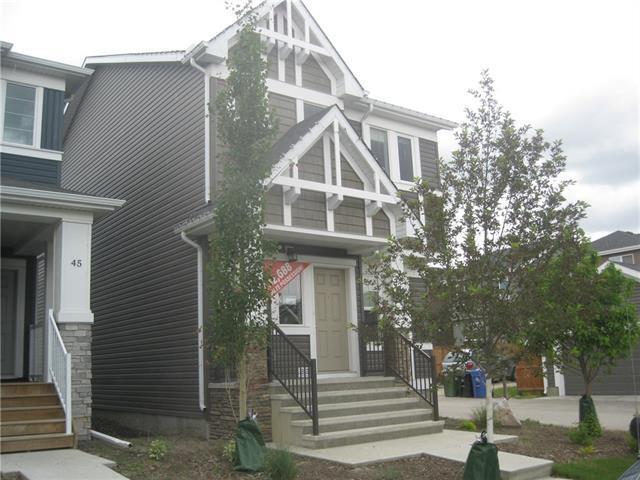 49 Red Embers Row NE, Calgary, AB T3N 0R3 (#C4191181) :: The Cliff Stevenson Group