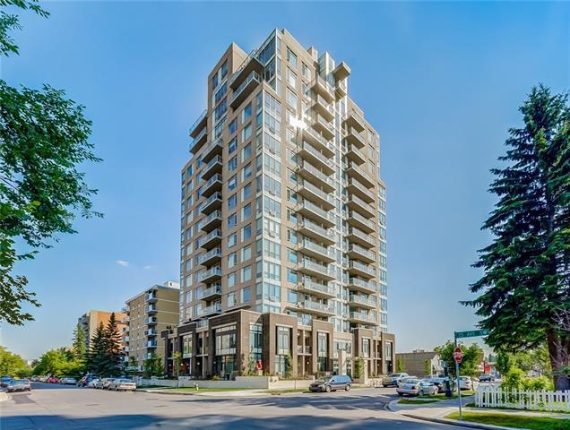 1500 7 Street SW #1003, Calgary, AB T2R 1A7 (#C4191189) :: The Cliff Stevenson Group
