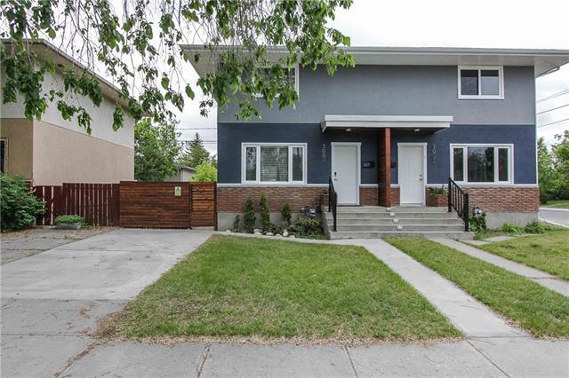 3004 15 Avenue SW, Calgary, AB T3C 0Y6 (#C4191197) :: Tonkinson Real Estate Team