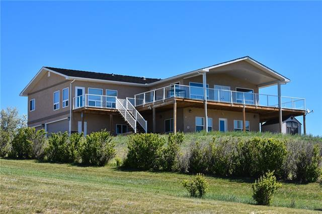 145 Vista Crescent, Rural Vulcan County, AB T0L 2B0 (#C4191217) :: Canmore & Banff