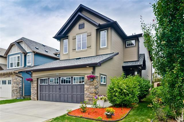 31 Sage Valley Green NW, Calgary, AB T3R 0H6 (#C4191219) :: The Cliff Stevenson Group