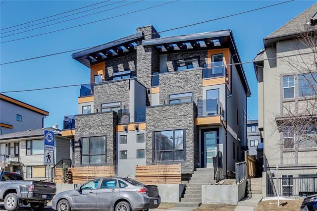 1824 34 Avenue SW #2, Calgary, AB T2T 2B8 (#C4191229) :: Redline Real Estate Group Inc