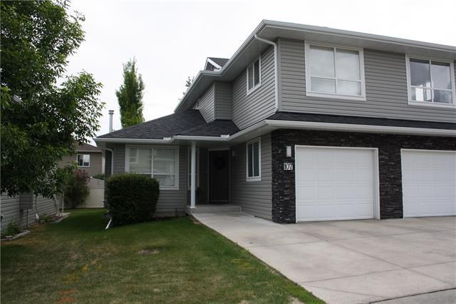 55 Fairways Drive NW #107, Airdrie, AB T4B 2T5 (#C4191254) :: Redline Real Estate Group Inc