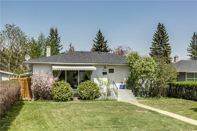 3412 34 Avenue SW, Calgary, AB T3E 0Z5 (#C4191270) :: Your Calgary Real Estate