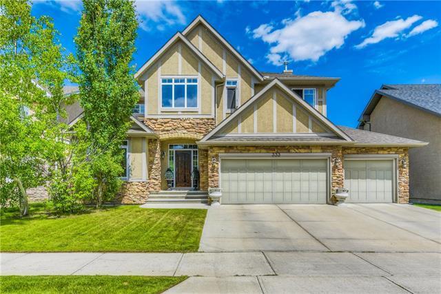 333 Discovery Ridge Boulevard SW, Calgary, AB T3H 5T6 (#C4191316) :: Carolina Paredes - RealHomesCalgary.com