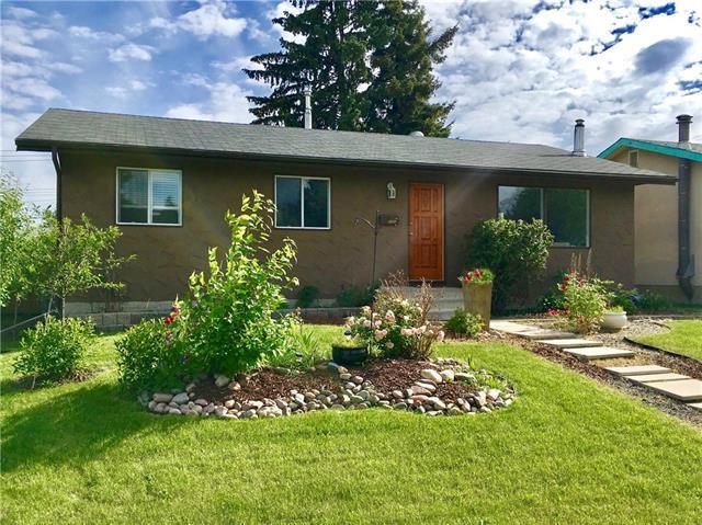 5819 Maddock Drive NE, Calgary, AB T2A 3W2 (#C4191324) :: Tonkinson Real Estate Team