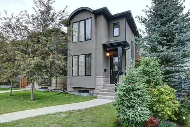 402 16 Street NW, Calgary, AB T2N 2C1 (#C4191349) :: The Cliff Stevenson Group