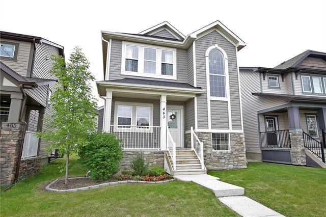463 Cimarron Boulevard, Okotoks, AB T1S 0H7 (#C4191360) :: Calgary Homefinders