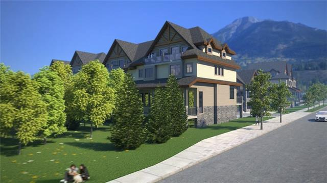 108 Montane Road Unit 13, Canmore, AB T1W 0A4 (#C4191362) :: The Cliff Stevenson Group